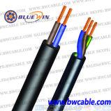 UL62 Câble Cordon isolés en PVC souple SPT-1, SPT-2, SPT-3