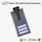 Controle remoto de 60 W tudo-em-um LED Solar Luz de Rua