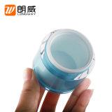 A melhor qualidade de acrílico de material utilizado embalagens Jar cosméticos de qualidade superior