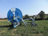 Недавно складной распыляйте воду для мобильных ПК фермы шланг системы орошения мотовила