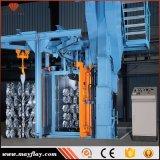 Mayflay Stahlgießerei verwendeter Aufhängungs-Typ Granaliengebläse-Maschine, Modell: Mhb2-1717p11-3