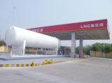 LNG-Station-Schiene
