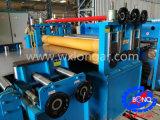 L'aluminium galvanisées couper à longueur de la machine