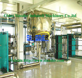 Speiseöl 2t, das Kleingrobes Erdölraffinerie-Gerät verfeinert