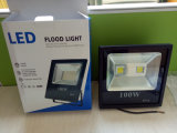iluminación de inundación ligera al aire libre de 100W picofaradio 0.9 LED para el uso industrial