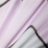 3Dピンクのユニコーンは寝具セットを印刷した