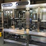 SpitzenFlaschenreinigung-füllende mit einer Kappe bedeckende Maschine des standard-5 der Gallonen-20liter