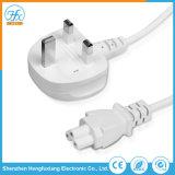 Personalizar el Reino Unido los reglamentos de extensión de cable de alimentación eléctrica