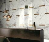 La porcelana de cerámicas de mármol pulido pisos de estilo rústico mosaico para la decoración del hogar 1200*470 mm (CAR1200P)