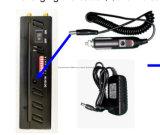 소형 Portable GSM/CDMA/WCDMA/TD-SCDMA/Dcs/Phs 셀룰라 전화 신호 방해기 차단제, 휴대용 WiFi Bluetooth 3G 4G 이동 전화 차단제