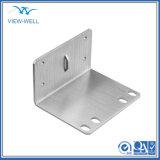 Pieza de sellado de aluminio de encargo del metal de hoja del hardware de la precisión