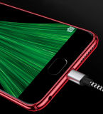 Аргументы за Oppo R11 телефона полного покрытия TPU материальное гальванизируя