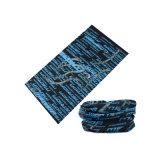 継ぎ目が無い管状の連続したスカーフの紫外線バンダナは遊ばすヘッドスカーフ(YH-HS533)を