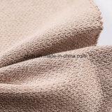 Sahnefarbe gesponnenes Sofa-Gewebe des Gewebe-2018