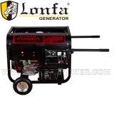 Gx390 generatore della saldatura del motore 3kw con la maniglia e le rotelle