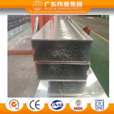 Modèle de Professtional et mur rideau en aluminium de bâti visible de fabrication