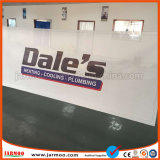 A impressão de parede grande faixa de malha de PVC