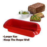 新しいLFGB/FDAの焦げ付き防止の大きいシリコーンの塊およびパン焼皿