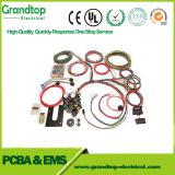 Разъем переключателя 4 Контакты индивидуальные жгут проводов кабеля в сборе провод