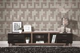 Grau 4X12inch/10X30cm glasierte glatte keramische Wand-Untergrundbahn-Fliese-Badezimmer-/Küche-Dekoration