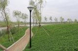 Indicatore luminoso solare esterno impermeabile del giardino della via dell'alluminio LED