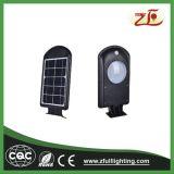Lumière solaire de prix usine du réverbère DEL de lumière extérieure solaire populaire neuve de mur