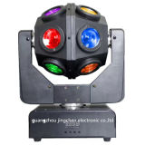 Newest 12*10W RGBW 4en1 LED Feu de route de la tête mobile