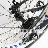 Bicyclette électrique de la barre 48V 1000W de traitement avec le port de remplissage d'USB