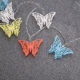 O LED em forma de borboleta Iluminação Decorativa (26-1F1719)