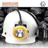 Сертификация ATEX Взрывозащищенный LED Miner лампа/добычи полезных ископаемых с лампа KL8ms