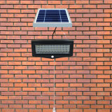 10W Solar Light PIR Security Wall Light Luz LED ao ar livre Lâmpada solar de economia de energia