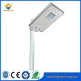 Lumière solaire Integrated extérieure solaire des produits 12W pour la rue de jardin