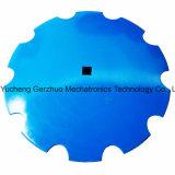 Nous fournissons le disque de charrue à disques de herse de lame de disque de Gerzhuo et le disque agricole (le constructeur de lame de disque de la Chine)