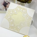 Pearl Paper Card Invitation Cards Customized Greeting Card