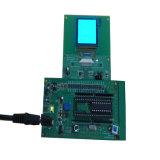 Color OLED de 1.45 pulgadas con la pantalla táctil capacitiva