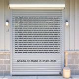 Puerta perforada del rodillo comercial de aluminio (SKCD-C01)