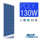 Poly panneau solaire allemand de la qualité 130W avec le prix inférieur