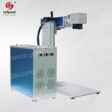 machine de marquage au laser à fibre logo en métal laser à fibre optique