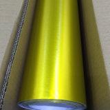 Tsautop trug Mattchrom-Auto-Verpackungs-metallisches Perlen-Vinyl aufgetragene Eis-Verpackung auf