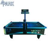 전기 동전에 의하여 운영하는 공기 하키 테이블