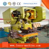 Автоматическая фабрика автомата для изготовления колючей проволоки бритвы высокия уровня безопасности