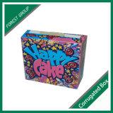 一義的なギフトのパッキングのための習慣によって印刷されるケーキの荷箱の卸売