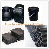 De zwarte Rubber Plastic Plastic Grondstof van de Koolstof Masterbatch