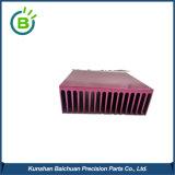 Soem-kundenspezifisches Profil und CNC-maschinell bearbeitender Aluminiumlegierung-Kühlkörper