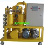 使用された変圧器オイルの真空機械、販売のためのZhongnengの油純化器