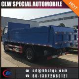 Dongfeng 3ton 4tonのダンプのダンプのダンプカートラック