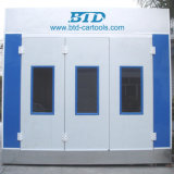 Cabina di spruzzo a base d'acqua della strumentazione industriale della pittura di Btd