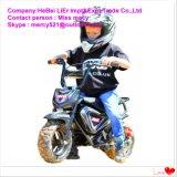 Motocicleta elétrica dos miúdos no mercado de China