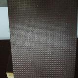 Anti-Slip 필름에 의하여 직면되는 합판, 건축 합판 또는 셔터를 닫는 합판