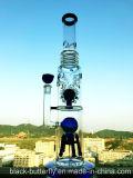 Directamente da fábrica venda por grosso de tabaco coloridos com novo design do tubo de água de vidro